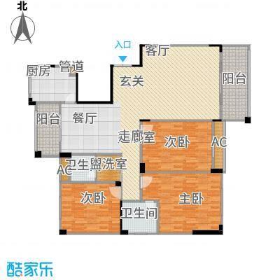 长房星城世家长房136.12㎡20套户型