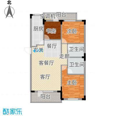 理想新城一期理想新城1期住宅-3户型