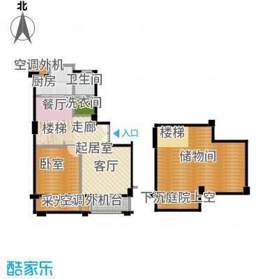 荣安琴湾M户型