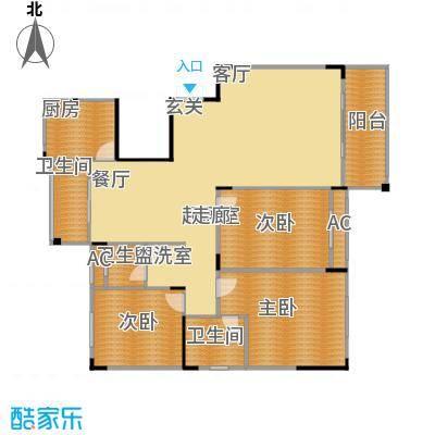 长房星城世家长房139.61㎡18套户型