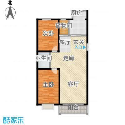 鑫丰国际81.00㎡房型户型