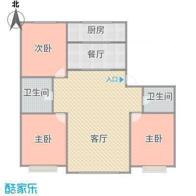 宽城福园118平米3室2厅2卫西户
