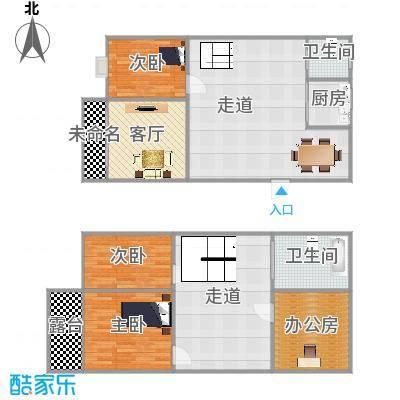 侨福城的户型图