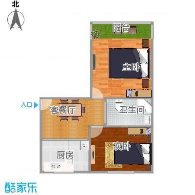 采荷绿萍16-4-503