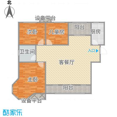 国信御湖公馆a+改后户型