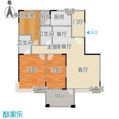 东海豪园13681m2户型