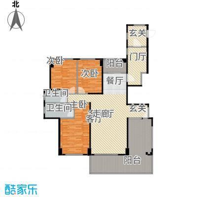 特房山水新座户型3室1厅2卫