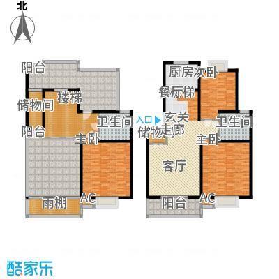 北京路18号132.00㎡二期B4户型