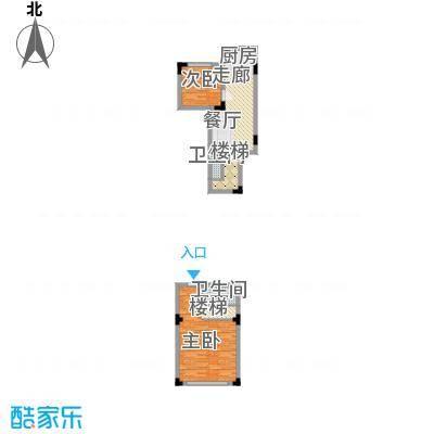 亿洲百旺郦城-1户型