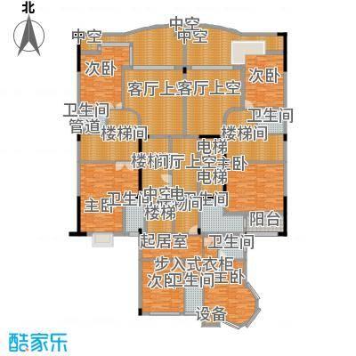 源昌鑫海湾户型6室6卫