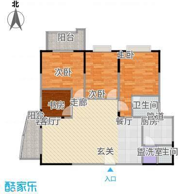 百盛・天心华庭/户型