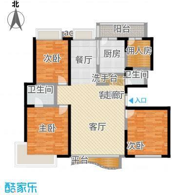 大舜天成4号楼A2户型