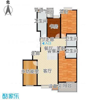 京鲁山庄11号楼V户型