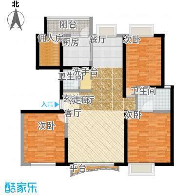 大舜天成4号楼A1户型