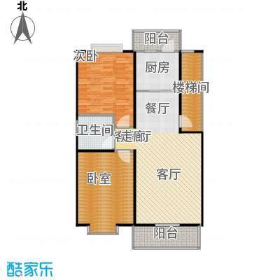塞纳名邸98.00㎡户型