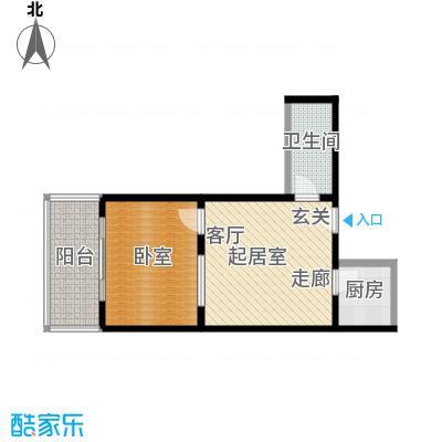 龙海方舟花园6号楼户型