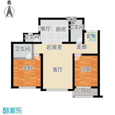 SR国际新城二期住宅户型