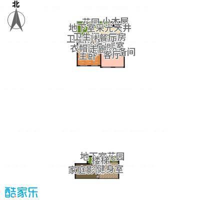 锋尚国际公寓250.00㎡C4户型