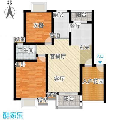 天元吉第城84.17㎡-87平方米-31套户型