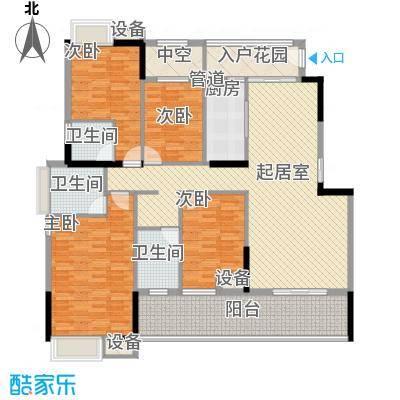 宝安山水江南二期大观户型