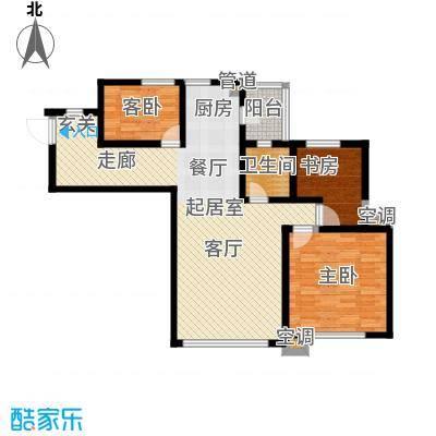 SR国际新城二期住宅-2户型