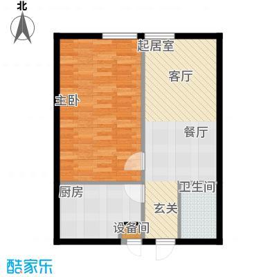 耀江五月花苑-1户型