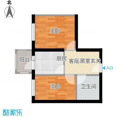 江畔方元新区40.00㎡-378-953套户型