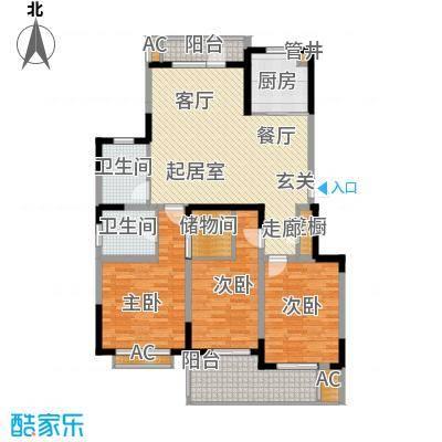 龙湖文馨苑113.81㎡--20套户型