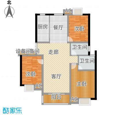 中国铁建未来城136.00㎡