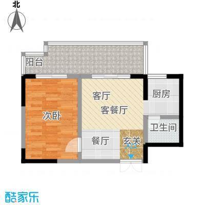 明珠丽园沃邦・菁华源56.87㎡--112套户型