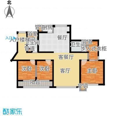 SR国际新城二期住宅-4户型