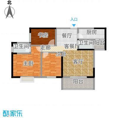 明珠丽园沃邦・菁华源115.60㎡--116套户型