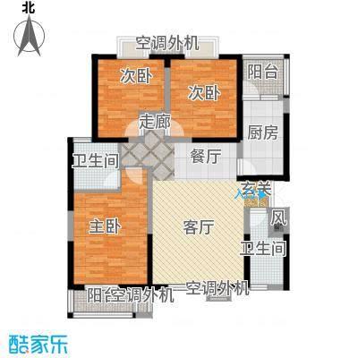 中天雅苑130.00㎡-58套户型