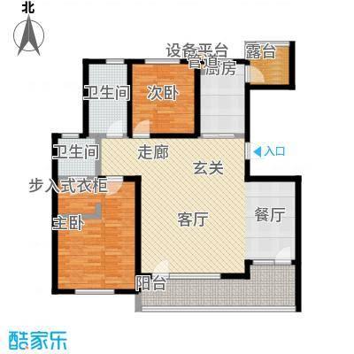 壹品漫谷(云顶公寓)户型