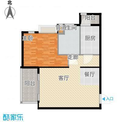 万科四季花城GNW1a-2-11户型