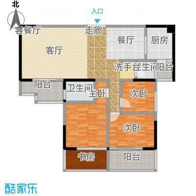 明珠丽园沃邦・菁华源140.30㎡--56套户型