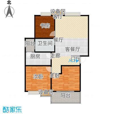 武夷商城・风尚阁户型3室1厅1卫1厨