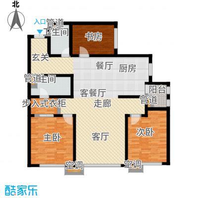 SR国际新城二期住宅-3户型