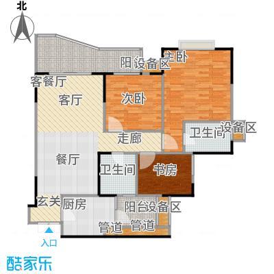 上海城户型