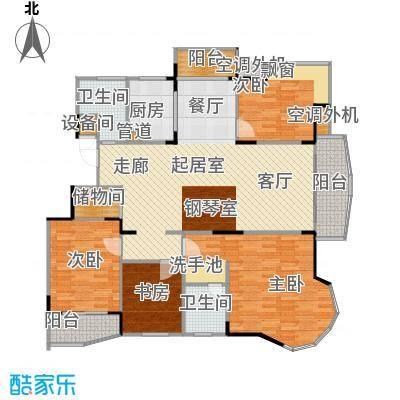 乡村花园南艳湾145.00㎡177m2户型