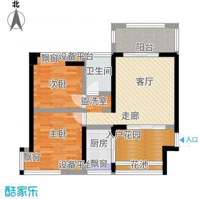 海语山林4号楼0203户型