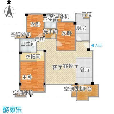 万科新榆公馆二期住宅洋房-4户型