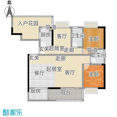 新塘广场A1栋01、021246户型