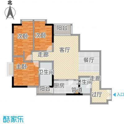 肯辛顿国际公寓05单元户型
