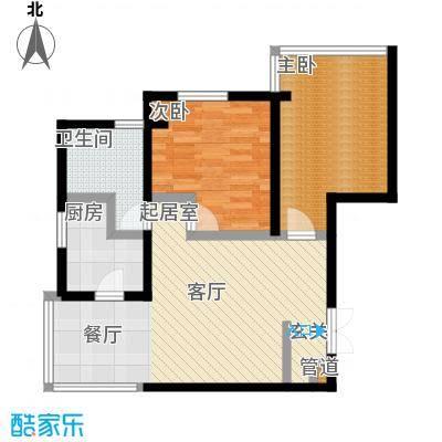 曲江观唐78.00㎡a1户型