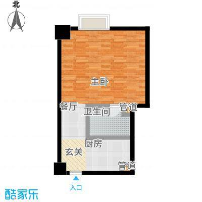 天业盛世花城(酒店式公寓)户型