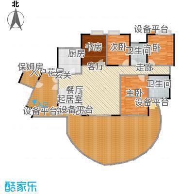富湾国际湘江豪庭户型