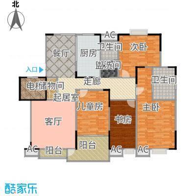 奥体新城海棠园168.11㎡-16811~16818-30套户型