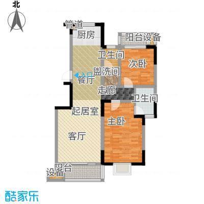 湘翰御舍N-10011-户型