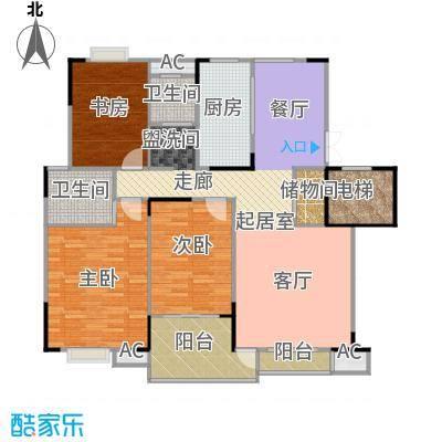奥体新城海棠园146.23㎡复式-14623~28453-32套户型